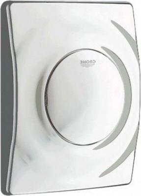Кнопка смыва для инсталляции для писсуара, матовый хром Grohe SURF 37018P00