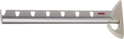 Настенный кронштейн для 7 вешалок, складной Leifheit AIRETTE 45110