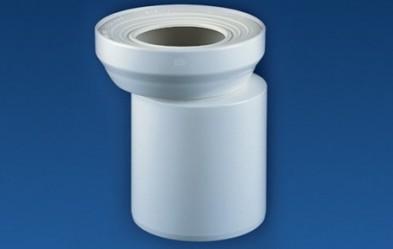 Отвод для унитаза с эксцентриком Sanit 58.206.01..0000