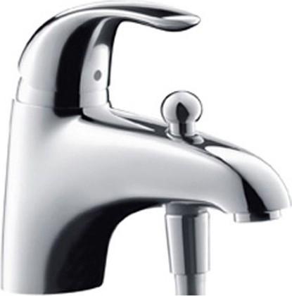 Смеситель для ванны с переключателем, хром Hansgrohe Focus E 31751000