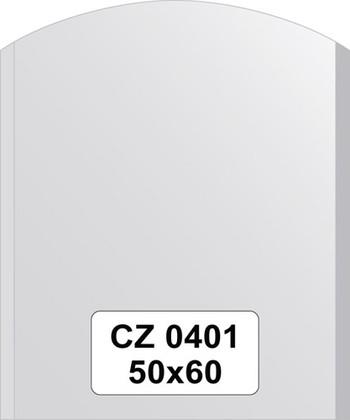 Зеркало для ванной 50x60см с фацетом 10мм FBS CZ 0401