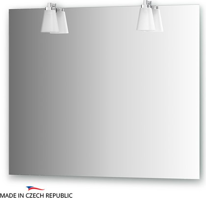 Зеркало со светильниками 90x75см Ellux LAG-A2 0212