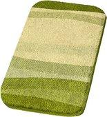Коврик для ванной Kleine Wolke Miami Cedar, 65x115см, полиакрил, зелёный 5510689427