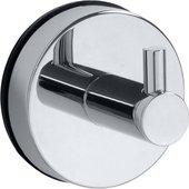 Крючок для полотенец Bemeta Fix, на присоске, хром 103606131