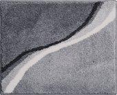 Коврик для ванной Grund Luca, 50x60см, полиакрил, серый b3742-076001096