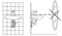 Смеситель бесконтактный для раковины, хром Oras ELECTRA 6150F
