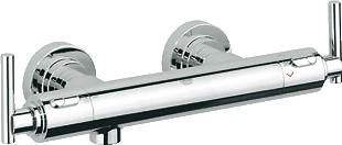 Термостат для душа с подключением шланга, хром Grohe ATRIO 34011000