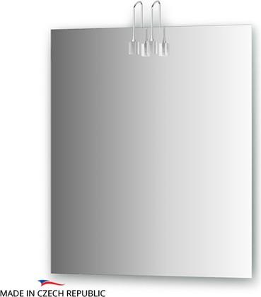 Зеркало со светильниками 65x75см Ellux ART-A2 0208