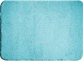Коврик для ванной Grund Melange 50x80, полиакрил, светло-бирюзовый 4102.11.4026