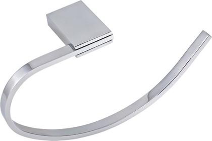 Держатель для полотенец Novaservis Metalia-9, круглый, хром 0901.0