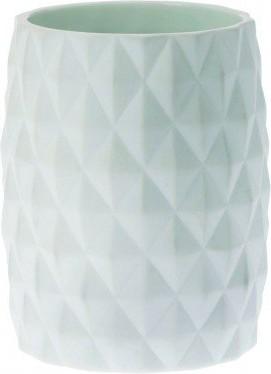 Стакан из фарфора белый Spirella Alison 4007341