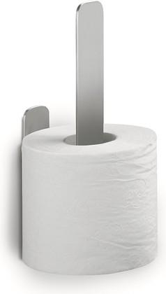 Держатель для туалетной бумаги Colombo Over вертикальный, матовая сталь B7090.satin