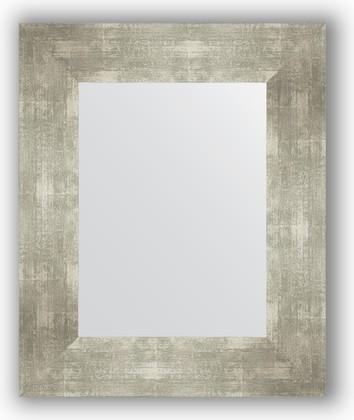 Зеркало в багетной раме 46x56см алюминий 90мм Evoform BY 3026