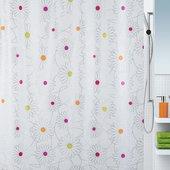 Штора для ванной Spirella Bliss, 180x200см, белый 1018888