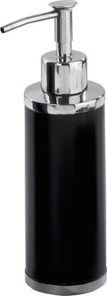 Дозатор для жидкого мыла Grund Poverno, металл, отдельностоящий, черный 171.42.100