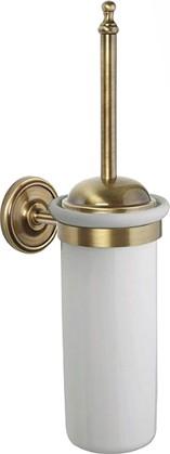 Ёрш для туалета настенный, бронза TW Bristol TWBR220br