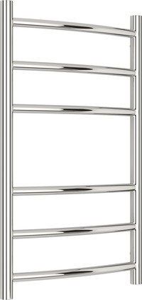 Комбинированный полотенцесушитель Сунержа Галант-Профи, 800x400, полированная сталь 00-5100-8040