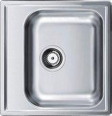 Кухонная мойка оборачиваемая без крыла, нержавеющая сталь полированная Blanco Livit 45 514785