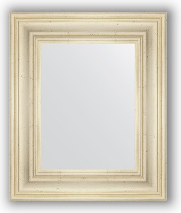 Зеркало в багетной раме 49x59см травленое серебро 99мм Evoform BY 3028