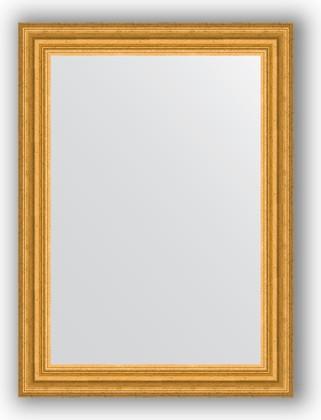 Зеркало 56x76см в багетной раме 67мм старое золото Evoform BY 1001