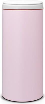 Мусорный бак 30л, минерально-розовый Brabantia FlipBin 106941