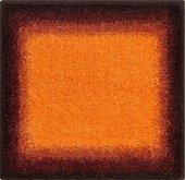 Коврик для ванной 50x60см оранжевый Grund Avalon b3623-60264