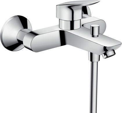 Смеситель однорычажный для ванны, хром Hansgrohe Logis 71400000