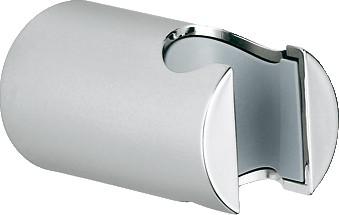 Держатель ручного душа фиксированный, хром Grohe RAINSHOWER 27056000