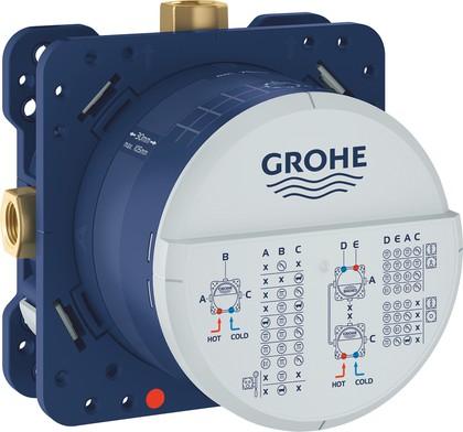 Встраиваемая часть смесителя Grohe Rapido SmartBox универсальная 35600000
