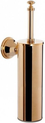 Ёрш для туалета настенный, золото TW Harmony TWHA220oro