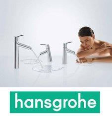 hansgrohe ComfortZone - идеальная высота смесителей