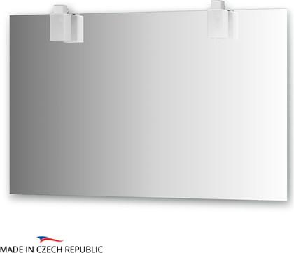 Зеркало со светильниками 120x75см Ellux RUB-A2 0215