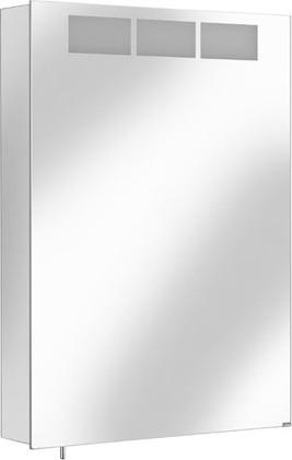 Зеркальный шкаф 50.5x70.0см с подсветкой, петли справа Keuco ROYAL T1 12601171101