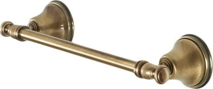 Держатель для полотенец 33.5см, бронза TW Harmony TWHA014br
