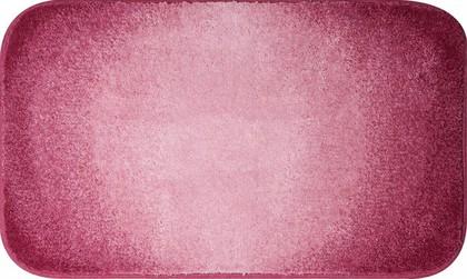 Коврик для ванной Grund Moon, 60x100см, полиакрил, малиновый 2605.16.261