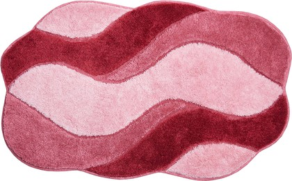 Коврик для ванной Grund Carmen, 80x140см, полиакрил, розовый b2048-794149