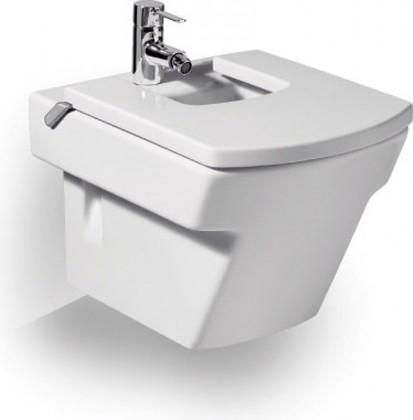 Керамическое подвесное белое биде Roca HALL 357625000