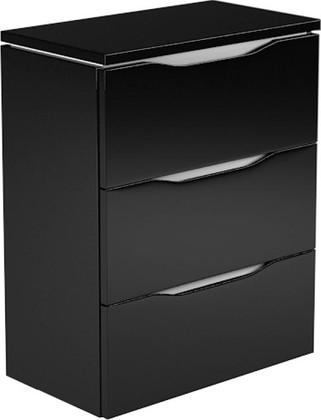 Шкаф средний подвесной, 3 ящика 60x34x71см Verona Viva VA403