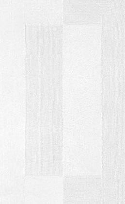 Коврик для ванной 60x100см белый Kleine Wolke HAVANNA 5418 360 114
