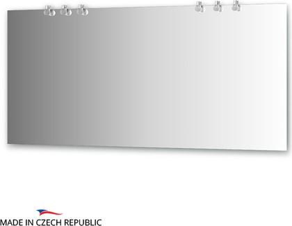 Зеркало 160x75см со светильниками Ellux CRY-B6 0219