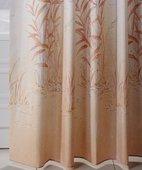 Штора для ванны 240x200 текстильная бежевая Grund Canneto 2164.99.136