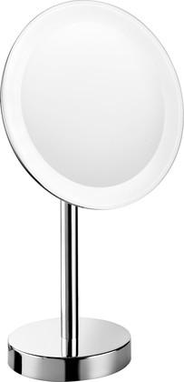 Зеркало косметическое Colombo Complementi, настольное, LED-подсветка, хром B9750