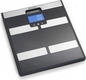 Весы электронные напольные чёрные с мониторингом веса 160кг/100г Brabantia 481949