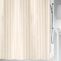 Штора для ванны 240x180см текстильная жасмин Spirella Magi Satin 1011155
