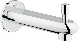 Излив настенный для ванны 170мм, хром Grohe EURODISC Cosmopolitan 13279002