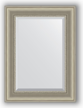 Зеркало 56x76см с фацетом 30мм в багетной раме хамелеон Evoform BY 1225