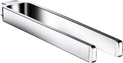 Держатель-рогатка для полотенец 300мм, хром Kludi E2 4999005