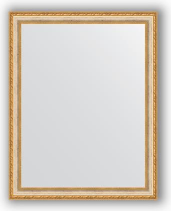 Зеркало в багетной раме 75x95см версаль кракелюр 64мм Evoform BY 3269