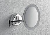 Зеркало косметическое настенное с подсветкой Colombo COMPLEMENTI B9751