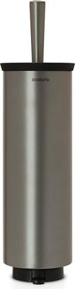 Туалетный ёршик с настенным держателем, платиновый Brabantia 483301